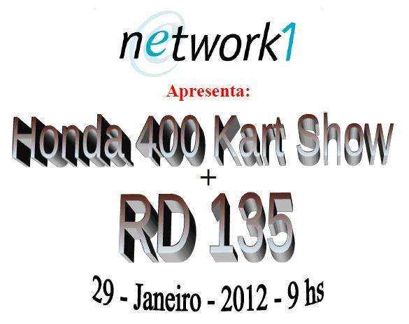 Convite Kart Honda 400 E Rd 135 Domingo 291 Em Goiânia Oficial